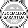 MNGA Asociacijos garantija